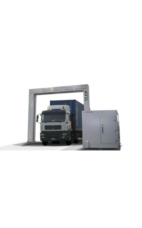 Портал для досмотра автотранспорта HXP